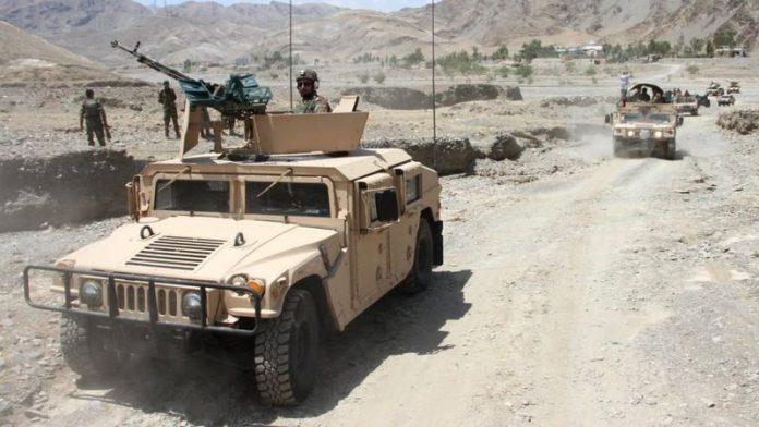 طالبان طرفان شهرن تي حملن کي