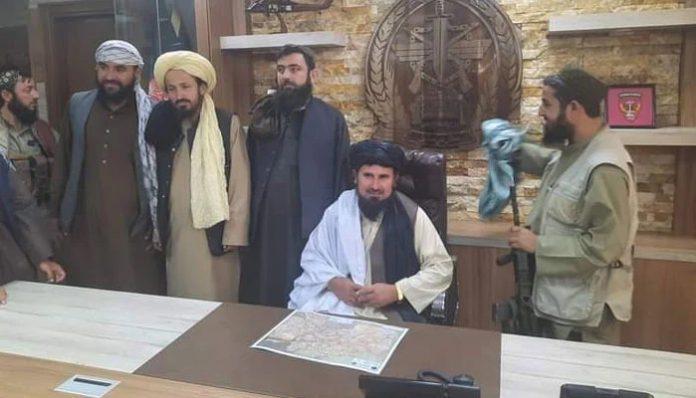 افغان آرمي چيف قاري فصيح الدين