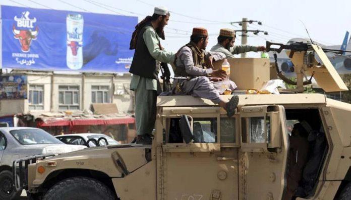 طالبان فورسز جي گاڏيءَ