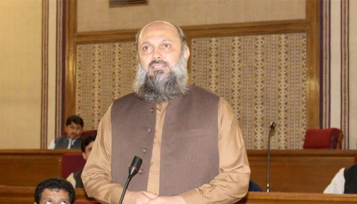 بلوچستان جي وڏي وزير